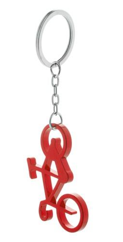 Ciclex přívěšek na klíče Červená