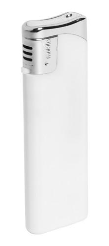 Plain zapalovač Bílá