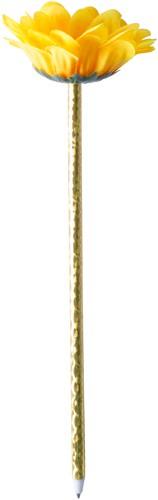 Crisant kuličkové pero, slunečnice Žlutá