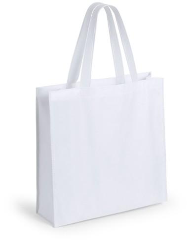Natia nákupní taška Bílá