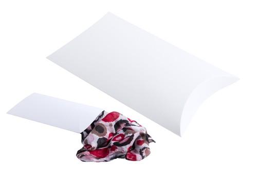 Dolcex papírová dárková krabička Bílá