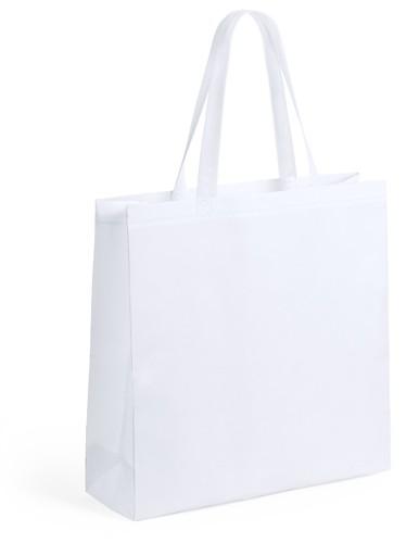 Decal nákupní taška Bílá