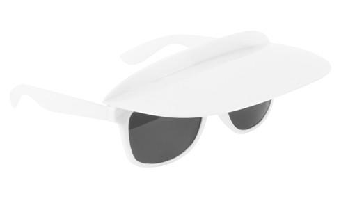 Galvis sluneční brýle Bílá