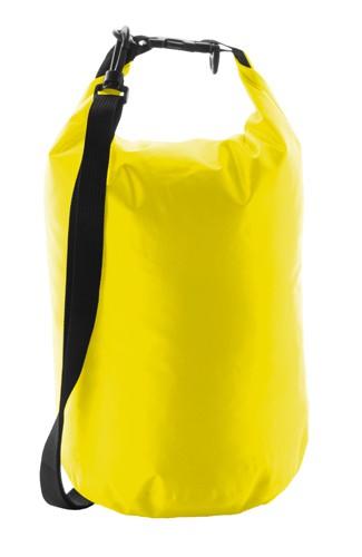 Tinsul voděodolná taška Žlutá