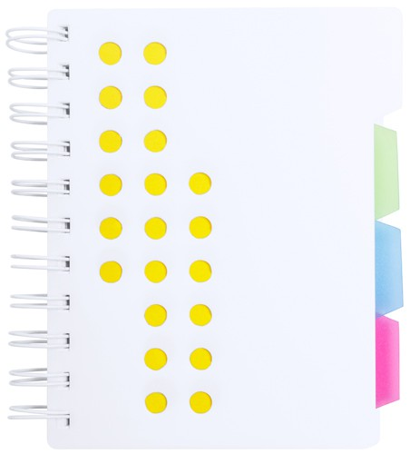 Bucef blok Žlutá