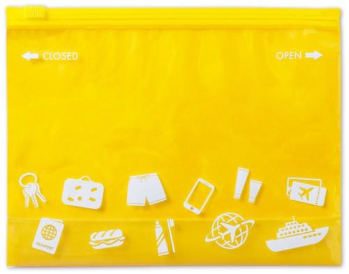Dusky víceúčelová taška Žlutá