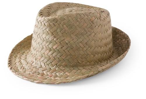 Zelio slámový klobouk Natur