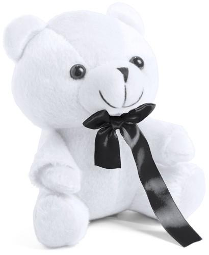 Arohax plyšový medvídek Bílá