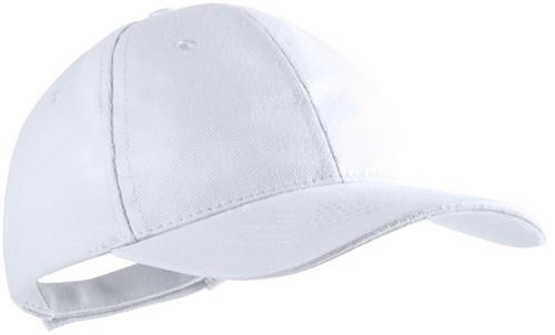 Rittel baseballová čepice Bílá