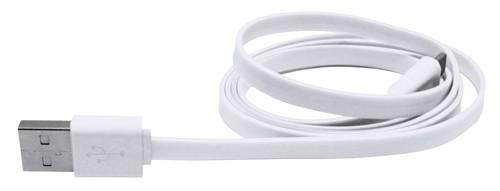 Yancop USB nabíjecí kabel Bílá