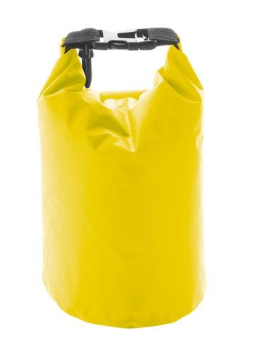 Kinser voděodolný lodní pytel Žlutá