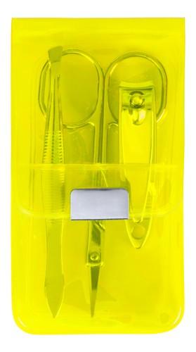Silton manikúra Žlutá