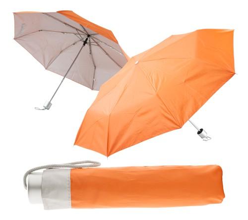 Susan deštník Oranžová