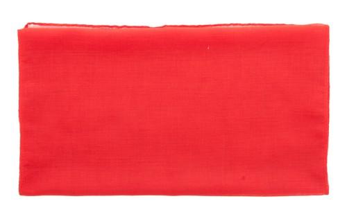 Instint šátek Červená