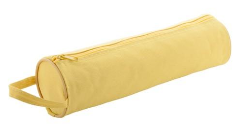 Celes pouzdro na tužky Žlutá