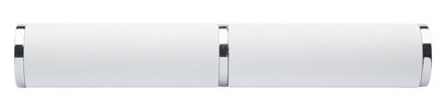 Trube tuba na kuličkové pero Bílá