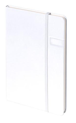 Jersel 8GB blok s USB flash diskem Bílá