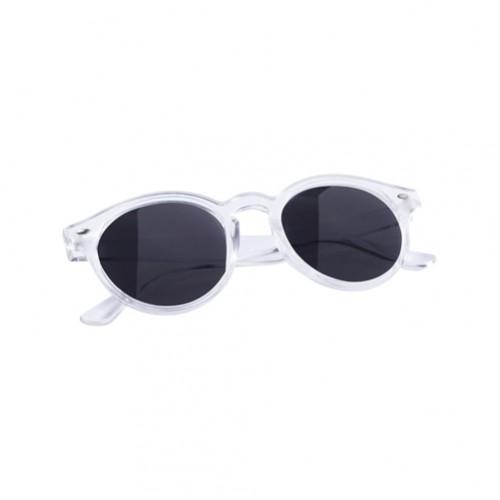 Nixtu sluneční brýle Bílá