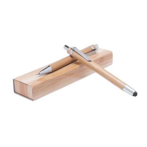 Heleon psací sada z bambusu