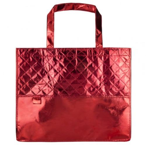 Mison plážová taška Červená