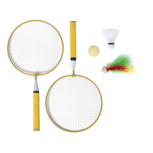 Dylam sada na badminton Žlutá