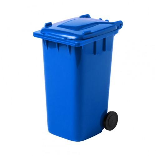 Dustbin stojan na psací potřeby Modrá