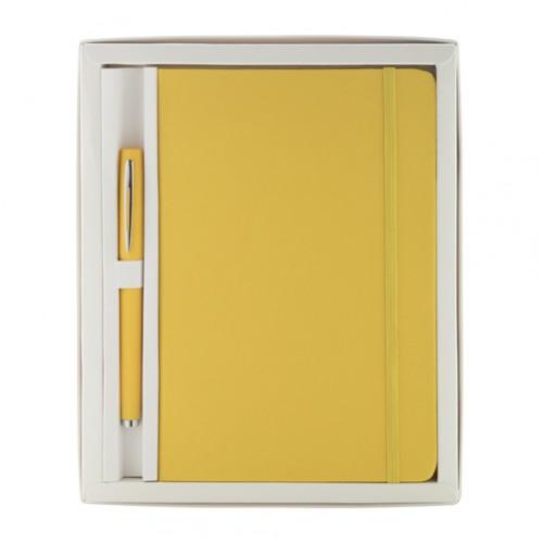 Marden sada s blokem Žlutá
