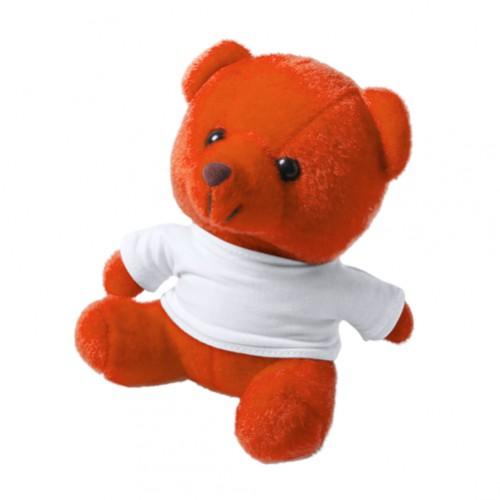 Alison plyšový medvídek Oranžová