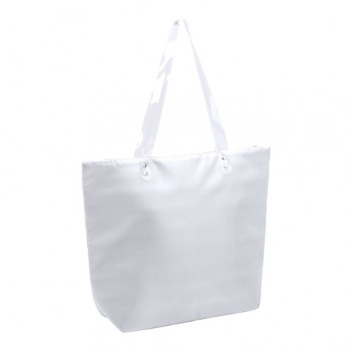 Vargax plážová taška Bílá