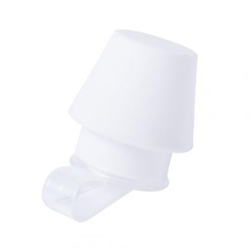 Vanairix stojánek na mobil se stínítkem Bílá