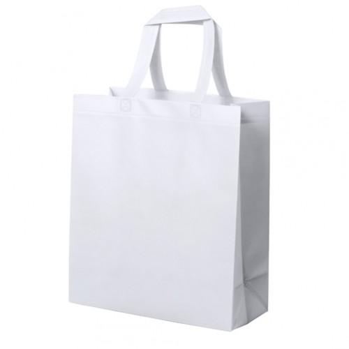 Kustal nákupní taška Bílá