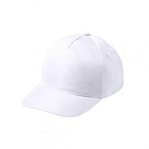 Modiak baseballová čepice pro děti Bílá