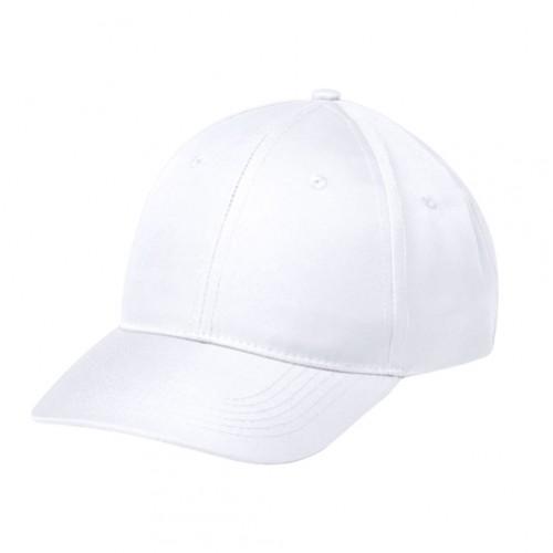 Blazok baseballová čepice Bílá