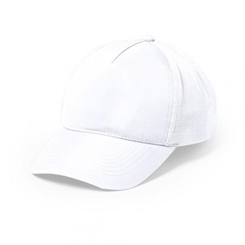 Karif baseballová čepice Bílá