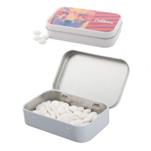 Sweets krabička s mentolovými bonbóny
