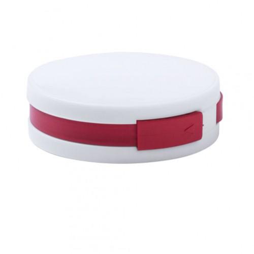 Niyel USB hub Červená