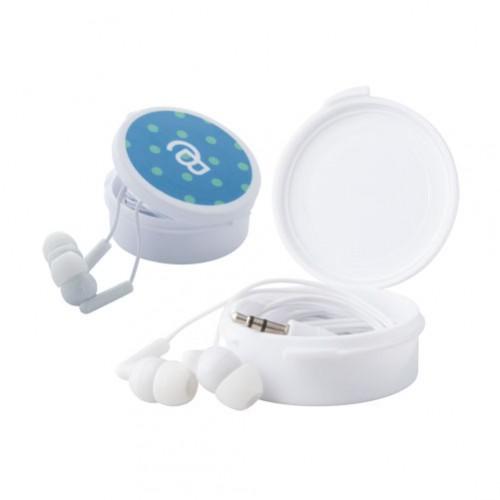 Prox sluchátka Bílá