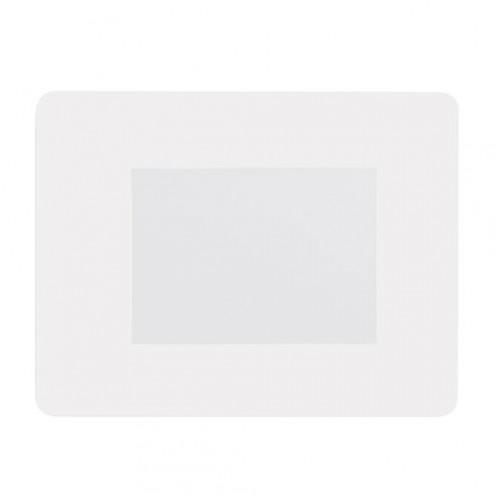 Pictium podložka pod myš s fotorámečkem Bílá