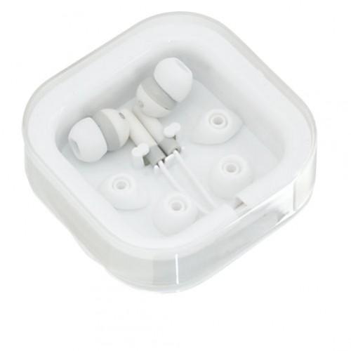 Cort sluchátka Bílá
