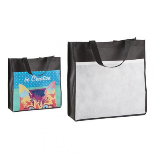 Subostore nákupní taška Černá