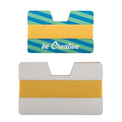 StriCard obal na karty Žlutá