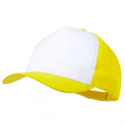 Sodel kšiltovka Žlutá
