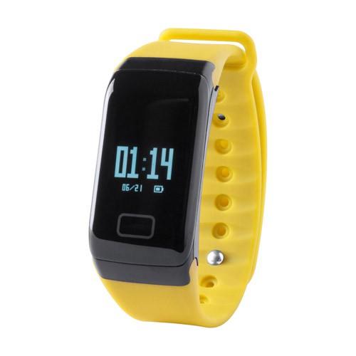 Shaul chytré hodinky Žlutá