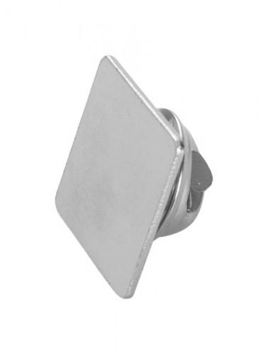 Lark kovový odznak Stříbrná