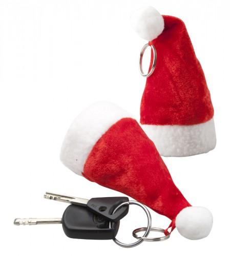 Merry přívěšek na klíče Červená