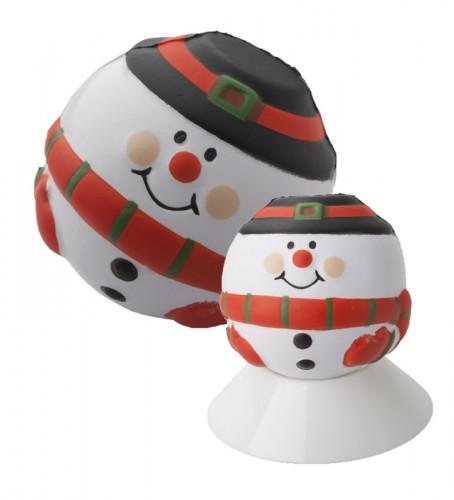 Snowman antistresový balonek