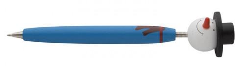 Göte pero sněhulák Modrá