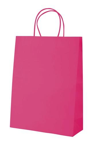 Store papírová taška Růžová