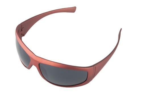 Coco sluneční brýle, uv 400 Červená