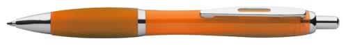 Swell kuličkové pero Oranžová